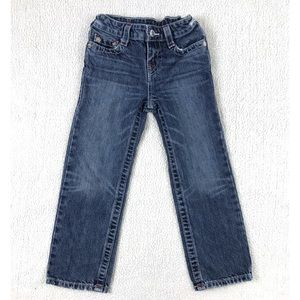 True Religion Boys Straight Leg Jeans